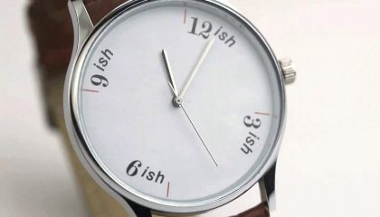 time indian ish watch