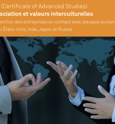 CAS Negotiation and intercultural values