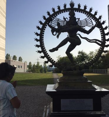 Shiva at Centre for Nuclear Research